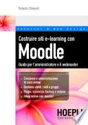 Costruire siti e learning con Moodle