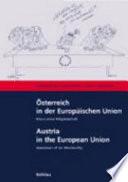 Austria in the European Union