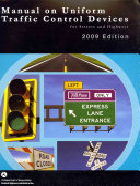 Manual On Uniform Traffic Control Devices