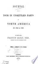 Journal of a Tour in Unsettled Parts of North America in 1796   1797 Book PDF