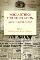 Media Ethics and Regulation