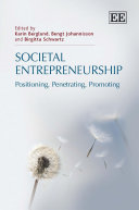 Societal Entrepreneurship