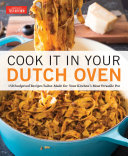 Cook It in Your Dutch Oven Book