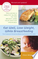 Eat Well  Lose Weight  While Breastfeeding