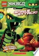 Snake Attack Lego Ninjago Chapter Book