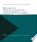 Review of Adult Learning and Literacy  Volume 4