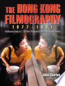 The Hong Kong Filmography, 1977-1997