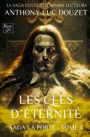 Book SAGA LA PORTE tome 4 - Les Clés d'éternité