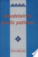 Baudelaire s Poetic Patterns