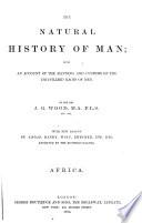 Natural History of Man