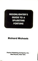 Book Moonlighter's Guide to a Sparetime Fortune