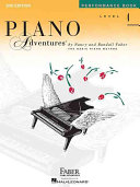 Piano Adventures Performance Book Level 4