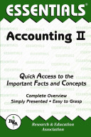 The Essentials of Accounting II