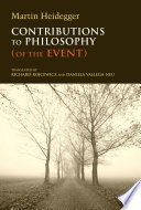 Contributions to Philosophy  of the Event