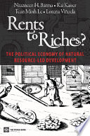 Rents to Riches