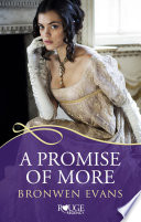 a promise of more a rouge regency romance