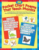 30 Pocket Chart Poems That Teach Phonics