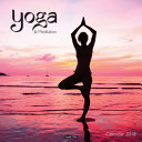 Yoga   Meditation Wall Calendar 2018  Art Calendar