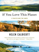 If You Love This Planet A Plan To Save The Earth Revised And Updated