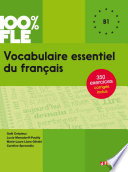 Vocabulaire essentiel du fran  ais niv  B1   Ebook