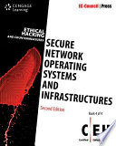 Ethical Hacking and Countermeasures  Secure Network Operating Systems and Infrastructures  CEH