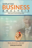 Simplifying Business Analysis