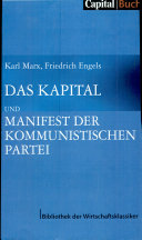 Das Kapital und das Manifest der Kommunistischen Partei