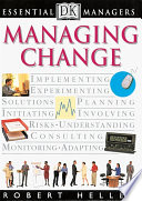 Dk Essential Managers Managing Change