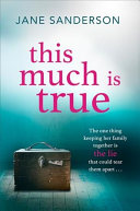 This Much is True Book PDF
