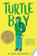 Turtle Boy Book PDF