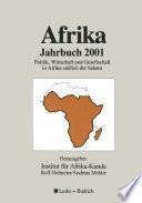 Afrika Jahrbuch 2001