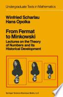 From Fermat to Minkowski