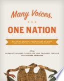 Many Voices  One Nation