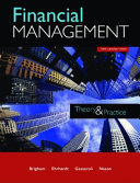 download ebook financial managment: theory and practice, canadian edition, 3rd ed. pdf epub