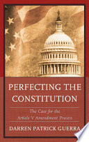Perfecting the Constitution