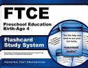 Ftce Preschool Education Birth age 4 Flashcard Study System