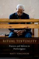 Ritual Textuality