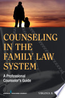 Counseling In The Family Law System