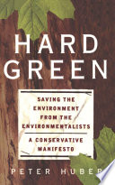 Hard Green Book Cover