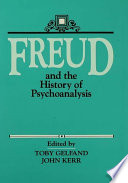 Freud and the History of Psychoanalysis