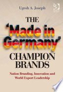 The  Made in Germany  Champion Brands