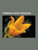Criminologue Français
