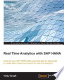 Real Time Analytics with SAP HANA