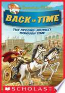 Geronimo Stilton Special Edition  The Journey Through Time  2  Back in Time