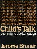 Child s Talk