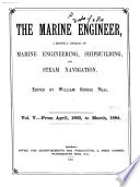 Marine Engineer and Naval Architect