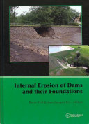Internal Erosion of Dams and Their Foundations