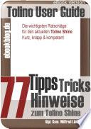 Tolino Shine  77 Tipps  Tricks  Hinweise und Shortcuts