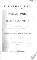 William Shakspeare S Complete Works Dramatic And Poetic