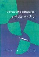 Developing language and literacy 3 8